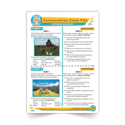 Countryside-Speaking-Activity-ESL-Conversation-Class-www.fingertips-resources.com